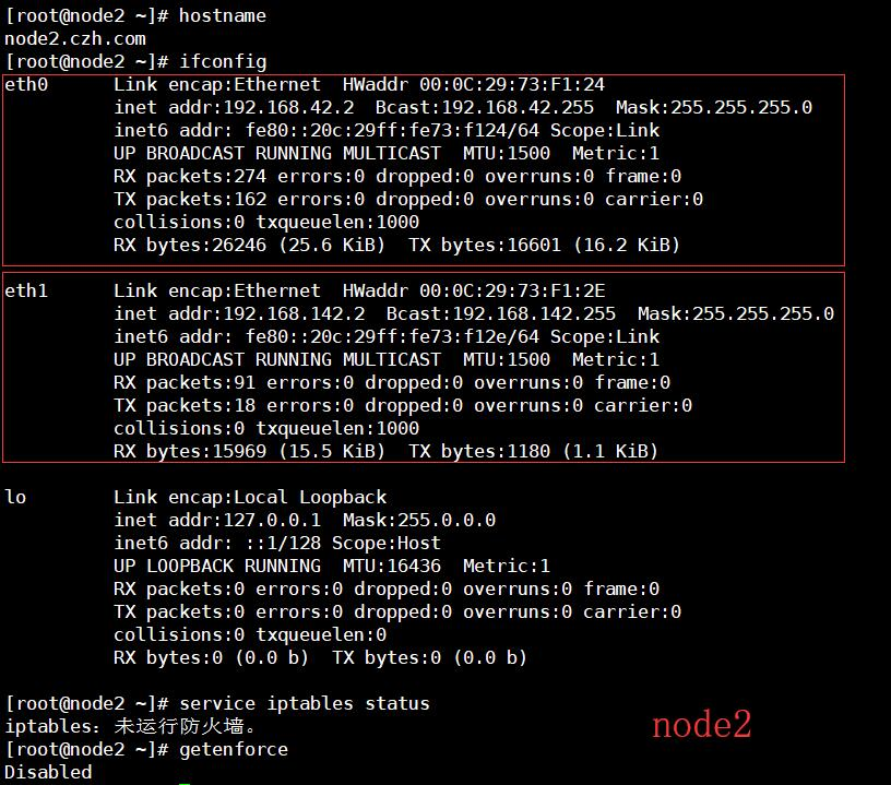 Node2初始化配置