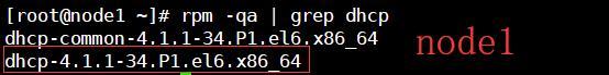 检测DHCP是否安装