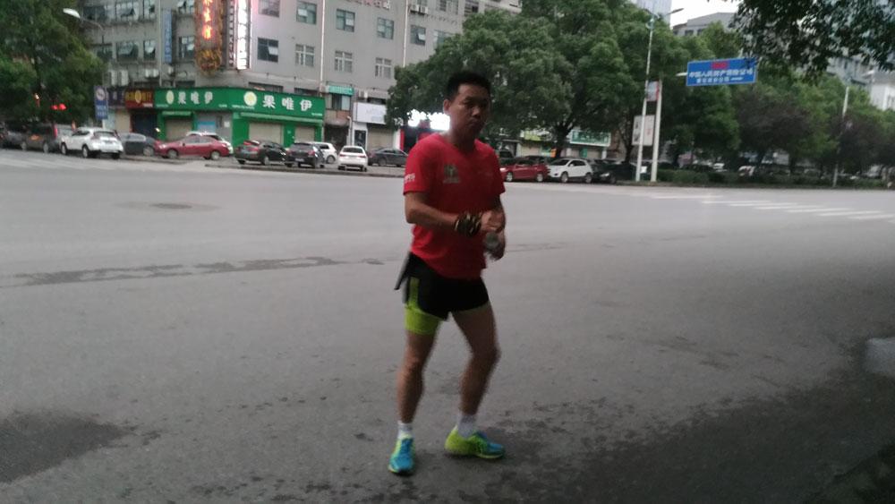 人生中第一次全程马拉松