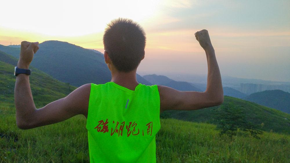 《七夕节,TA陪我在山上过》